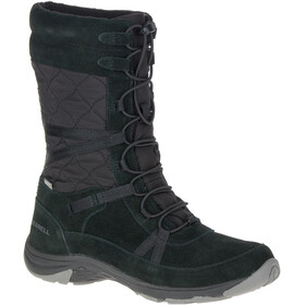 Merrell Approach Tall LTR WP Bottes Femme, black